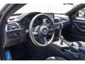 BMW 4 Series 440i Gran Coupe Black Sapphire Metallic photo #5