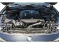 BMW 4 Series 440i Gran Coupe Black Sapphire Metallic photo #8