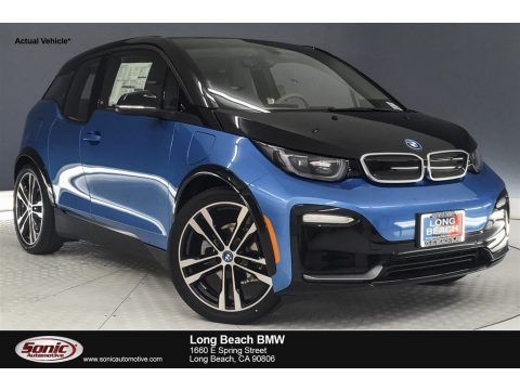 Protonic Blue Metallic 2018 BMW i3 S