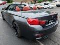 BMW M4 Convertible Mineral Grey Metallic photo #2