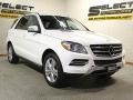 Mercedes-Benz ML 350 4Matic Polar White photo #4