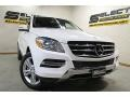 Mercedes-Benz ML 350 4Matic Polar White photo #9