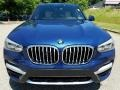 BMW X3 xDrive30i Phytonic Blue Metallic photo #8