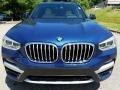BMW X3 xDrive30i Phytonic Blue Metallic photo #8