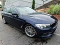 BMW 5 Series 540i xDrive Sedan Imperial Blue Metallic photo #1