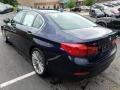 BMW 5 Series 540i xDrive Sedan Imperial Blue Metallic photo #2