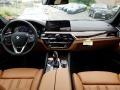 BMW 5 Series 540i xDrive Sedan Imperial Blue Metallic photo #4