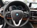 BMW 5 Series 540i xDrive Sedan Imperial Blue Metallic photo #15