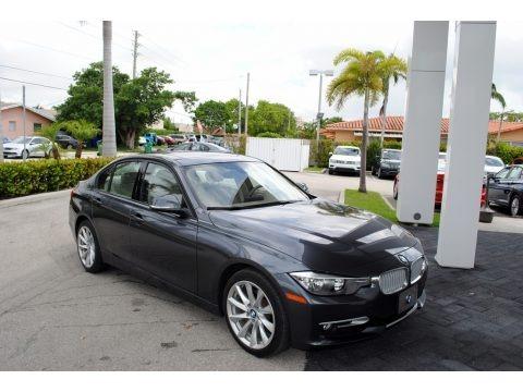 Mineral Grey Metallic 2012 BMW 3 Series 328i Sedan