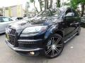 Audi Q7 3.0 TFSI S line quattro Orca Black Metallic photo #1
