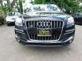 Audi Q7 3.0 TFSI S line quattro Orca Black Metallic photo #2