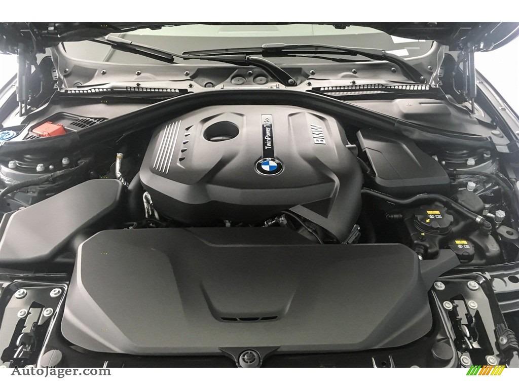 2019 4 Series 430i Coupe - Mineral Grey Metallic / Black photo #8