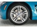 BMW 4 Series 430i Coupe Snapper Rocks Blue Metallic photo #9