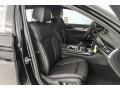 BMW 7 Series 750i Sedan Black Sapphire Metallic photo #2
