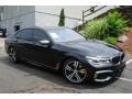 BMW 7 Series M760i xDrive Sedan Black Sapphire Metallic photo #1