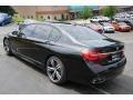 BMW 7 Series M760i xDrive Sedan Black Sapphire Metallic photo #2