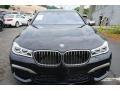 BMW 7 Series M760i xDrive Sedan Black Sapphire Metallic photo #8