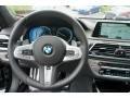 BMW 7 Series M760i xDrive Sedan Black Sapphire Metallic photo #14