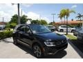Volkswagen Tiguan SEL Deep Black Pearl photo #1