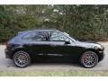 Porsche Macan Turbo Black photo #8