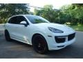 Porsche Cayenne GTS White photo #8