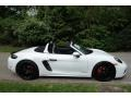 Porsche 718 Boxster GTS White photo #7