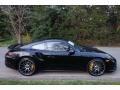Porsche 911 Turbo S Coupe Black photo #8