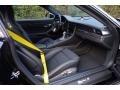 Porsche 911 Turbo S Coupe Black photo #18