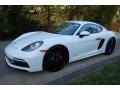 Porsche 718 Cayman GTS White photo #3