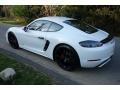 Porsche 718 Cayman GTS White photo #6
