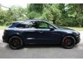 Porsche Macan GTS Night Blue Metallic photo #7