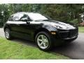 Porsche Macan  Black photo #1
