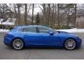 Porsche Panamera Turbo Sport Turismo Sapphire Blue Metallic photo #8