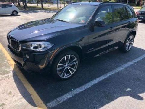 Carbon Black Metallic 2017 BMW X5 sDrive35i