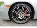 Porsche 911 Carrera S Coupe Rhodium Silver Metallic photo #10