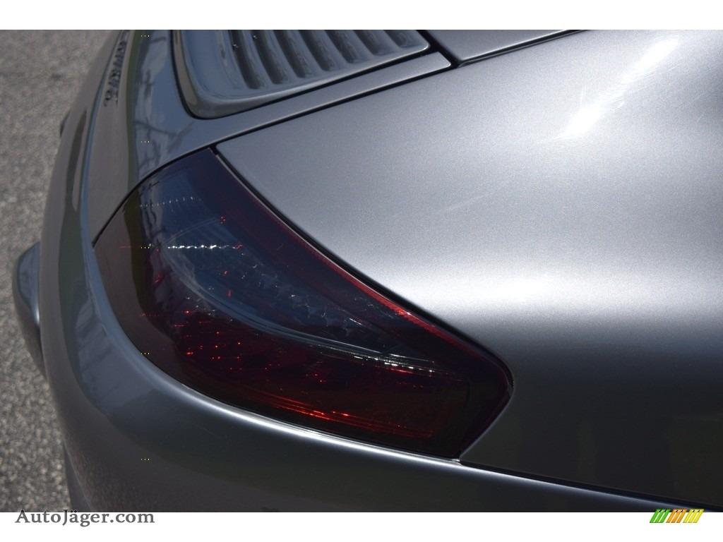2002 911 Carrera Coupe - Seal Grey Metallic / Graphite Grey photo #20