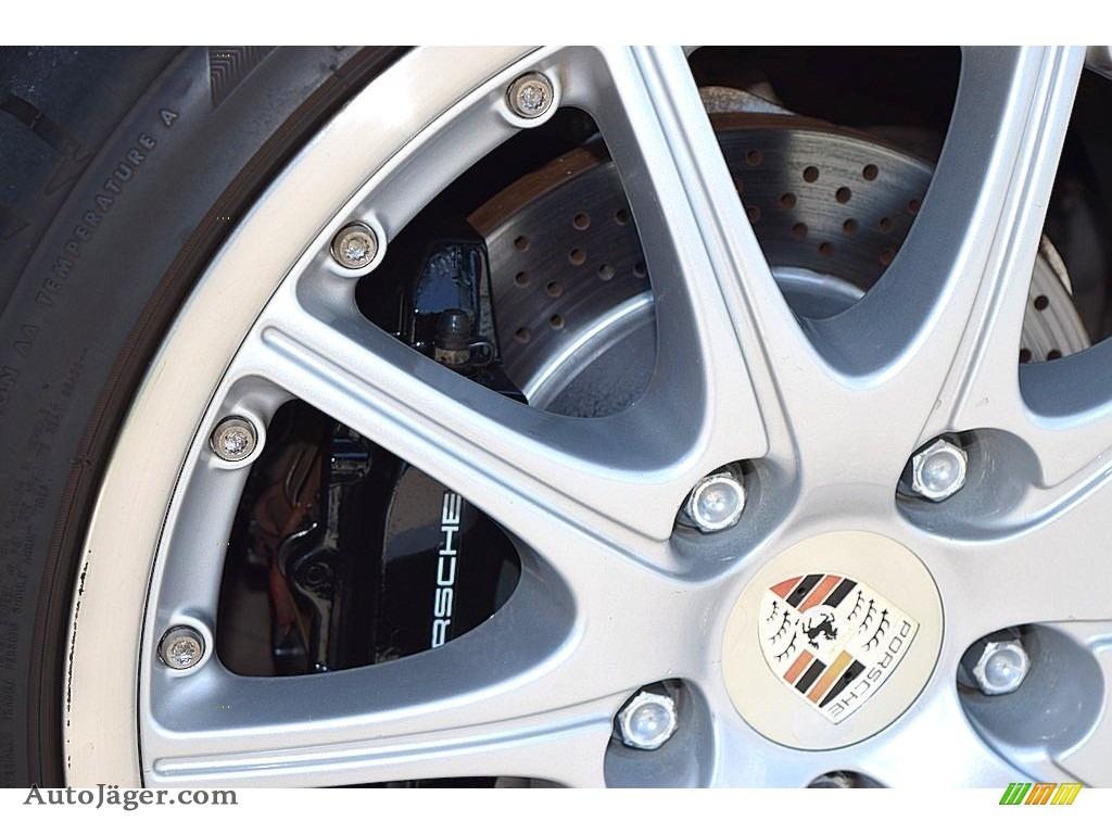 2002 911 Carrera Coupe - Seal Grey Metallic / Graphite Grey photo #26