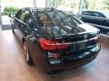 BMW 7 Series 750i xDrive Sedan Black Sapphire Metallic photo #2