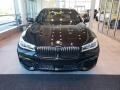 BMW 7 Series 750i xDrive Sedan Black Sapphire Metallic photo #4
