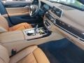BMW 7 Series 750i xDrive Sedan Black Sapphire Metallic photo #6