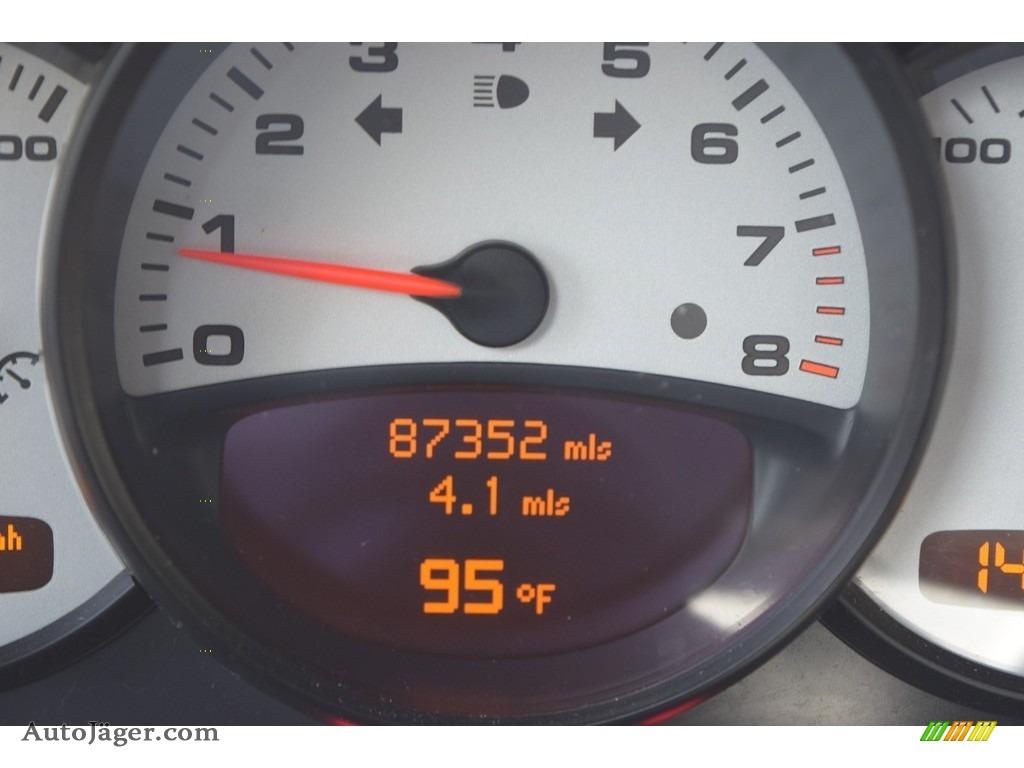 2002 911 Carrera Coupe - Seal Grey Metallic / Graphite Grey photo #52