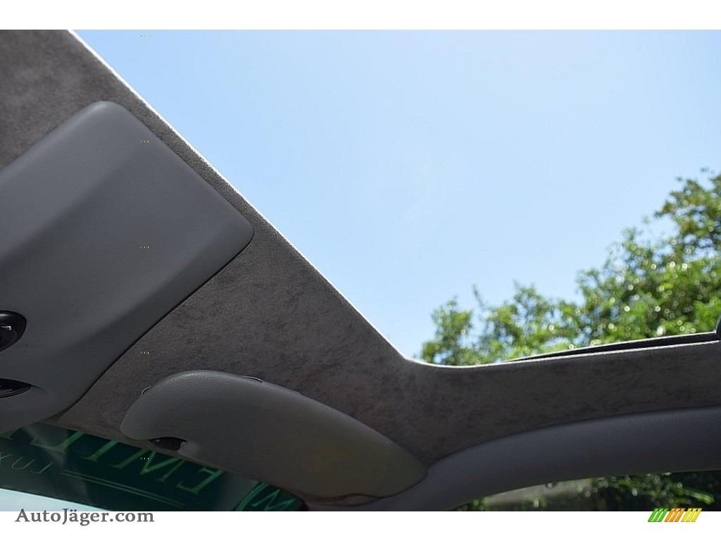 2002 911 Carrera Coupe - Seal Grey Metallic / Graphite Grey photo #58