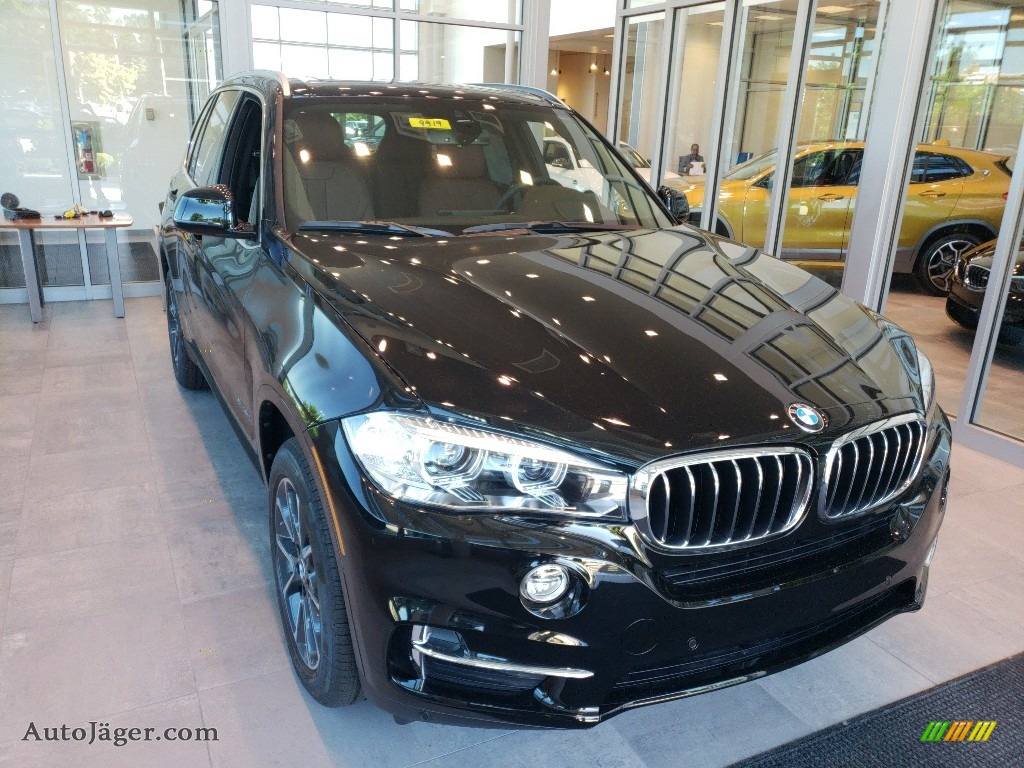 2018 X5 xDrive35i - Jet Black / Terra photo #1