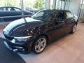 BMW 4 Series 440i xDrive Gran Coupe Carbon Black Metallic photo #3