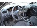 Volkswagen Jetta S Sedan Platinum Gray Metallic photo #10