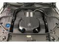Mercedes-Benz S 450 Sedan Selenite Grey Metallic photo #8