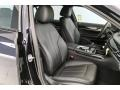 BMW 7 Series 740i Sedan Carbon Black Metallic photo #2