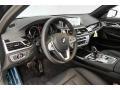 BMW 7 Series 740i Sedan Carbon Black Metallic photo #5