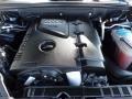 Audi A4 2.0T quattro Sedan Moonlight Blue Metallic photo #6