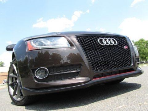 Teak Brown Metallic 2011 Audi A5 2.0T quattro Coupe